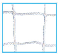 Champion Sports Lacrosse Net Pair 2.5 mm