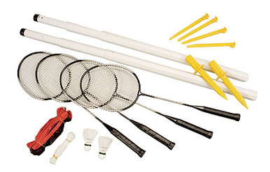 Champion Sports Deluxe Badminton Set
