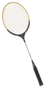 Champion Sports BR70 Tempered Shaft Badminton Racket