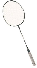 Champion Sports BR40 Heavy Duty Steel Badminton Racket