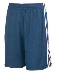 Adult Ultimate Fit Lacrosse Short w/Side Stripe Piping
