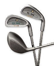 Junior Golf Clubs Metal Woods 1 & 3, Right Hand