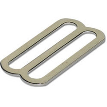 "1-1/2"" Metal Slide Shoulder Pad Hardware"