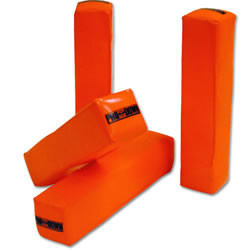 Pro-Down Weighted Anchorless Football Pylon