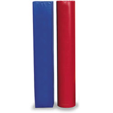 MacGregor Velcro Post Padding - Available in Red or Blue