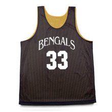 A4 N2206 Youth Reversible Mesh Tank Top Basketball Jersey