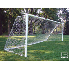 All-Star II Touchline™ Soccer Goal, 6 1/2' X 18', Portable, Round Frame (Pair)