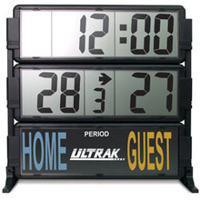 Ultrak T-300 Multisport Portable Scoreboard and Timer