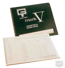 Mark V Basketball Scorebook Set of 1 Dozen MARKV