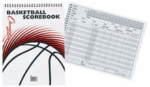Champion Sports Basketball Scorebook 1 Dozen Minimum Order BB1