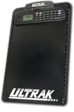 ULTRAK 700 - Clipboard with Calculator & Stopwatch