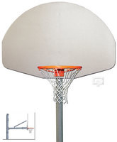 "Gared Sports PK3511: 3 1/2"" Basketball Post Package with Aluminum Board"