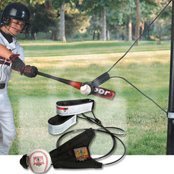 Hit-A-Way® Baseball Swing Trainer