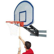 Bison  Qwik-Change™ Graphite Basketball Shooting Station
