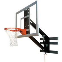 Bison Zip Crank™ Adjustable Basketball Shooting Station