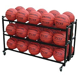 Athletic Connection Double Monster Ball Cart