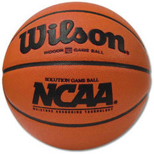 Wilson Solution Men's NCAA Basketball 29.5""