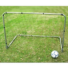 Lil' Shooter Indoor/Outdoor Portable Soccer Goal 4' x 6'
