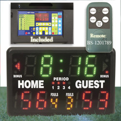 Replacement Remote Control for Tabletop Scoreboard