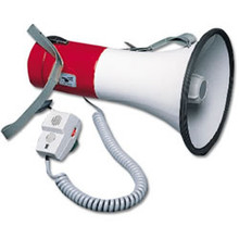 1000' Megaphone 61W W/ Adjustable Volume Control