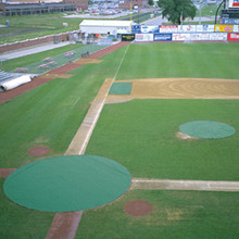 Ultra-Lite Complete Set of Baseball Field Covers