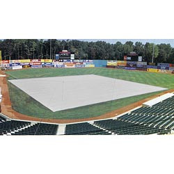 Entire Field 160' x 160' Baseball Field Cover