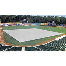 Entire Field 90' x 90' Little League Field Cover