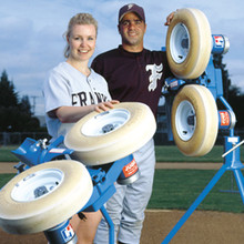 Jugs Baseball/Softball Combo Pitching Machine