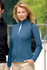 Port Authority L221 Ladies' Flatback Rib Full Zip Fleece Jacket