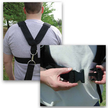 Athletic Connection Multi-Purpose Training Sled (Harness Only)