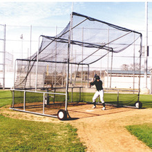 Athletic Connection Portable Baseball Batting Cage