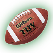 Wilson TDY Composite Football Youth 11-14
