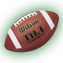 Wilson TDJ Composite Football Junior 9-12