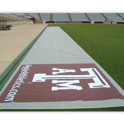 Bench Zone Sideline Turf Protector 125ft