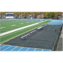 Bench Zone Sideline Track Protector 150ft