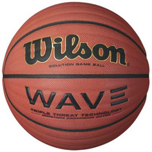 Wilson NCAA Wave Basketball Official Size