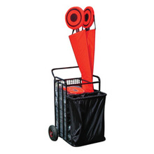 Athletic Connection Football Equipment Cart