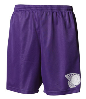 A4 NB5184 6-inch Youth Micro Mesh Basketball Shorts