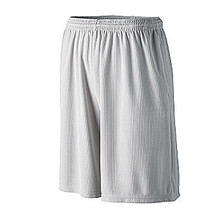 Augusta Sportswear  Wicking Mesh Short With Pockets