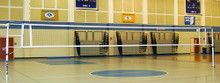 Gared Sports 7300: Master Telescopic One-Court Volleyball Net