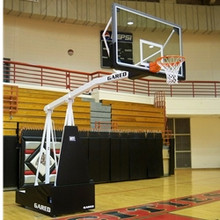 GARED HOOPMASTER5, 5' (1.5 m) extended portable basketball
