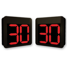 MacGregor Permanent Mount Shot Clocks