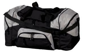 Port and Company Colorblock Sport Duffel - Style BG99