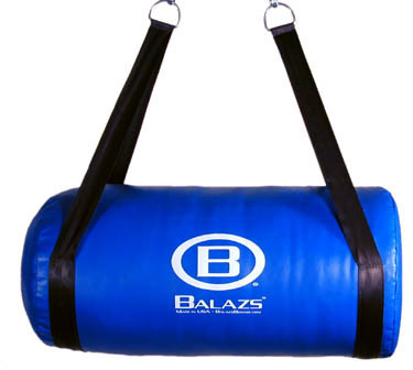 Balazs Boxing Coated Canvas 50 lb. Uppercut Bag