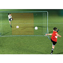Gared Soccer Rebounder 6'x12', GS-RB0612