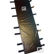 Gared Wrap-Around Soccer Post Pad, GS-PP4WR (Pair)