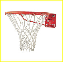 "Basketball Net, 7mm Deluxe ""Pro"" Net Non-Whip, CS-411"