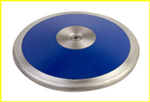 Champion Sports 1.62 Kilo Lo Spin Competition ABS Plastic Discus