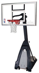 Spalding 74560 The Beast Portable Basketball System, AA-421-232