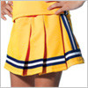Alleson Athletic Three Pleat Skirt, AL-C200
